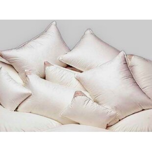 Down Standard Pillow by Down to Basics Great price