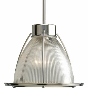 Latitude Run Bruno 1-Light Cone Pendant