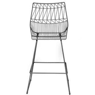 Caerphilly Cafe Patio Bar Stool by Ivy Bronx Best Design