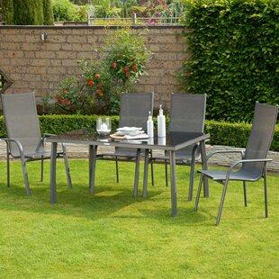 Faro 4 Seater Dining Set Image