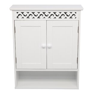 Wickes 1969 W x 2362 H x 1102 D Wall Mounted Bathroom Cabinet by Rosecliff Heights