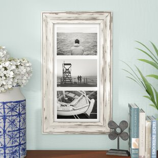 f3d676cd0 Souhail Rustic Wash Picture Frame. by Beachcrest Home