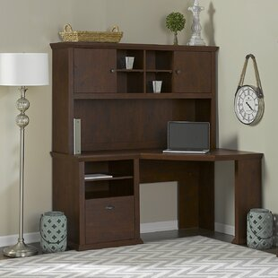 Ferrell 3 Piece Wood Desk Office Suite