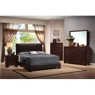 Fleur De Lis Living Braedyn Upholstered Panel Bed