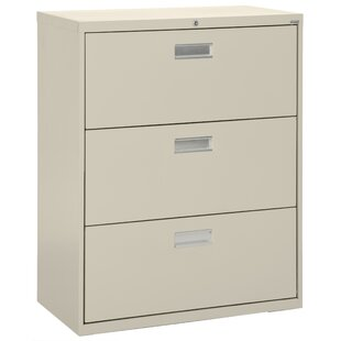 Sandusky Cabinets 3-Drawer Lateral Filing Cabinet