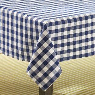 Checker Tablecloth