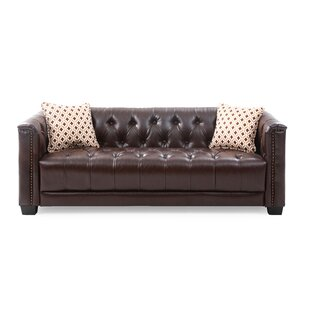 Trinidad Chesterfield Sofa by Charlton Home
