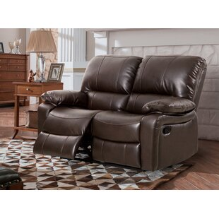 Barkley Reclining Loveseat by Winston Porter New Design