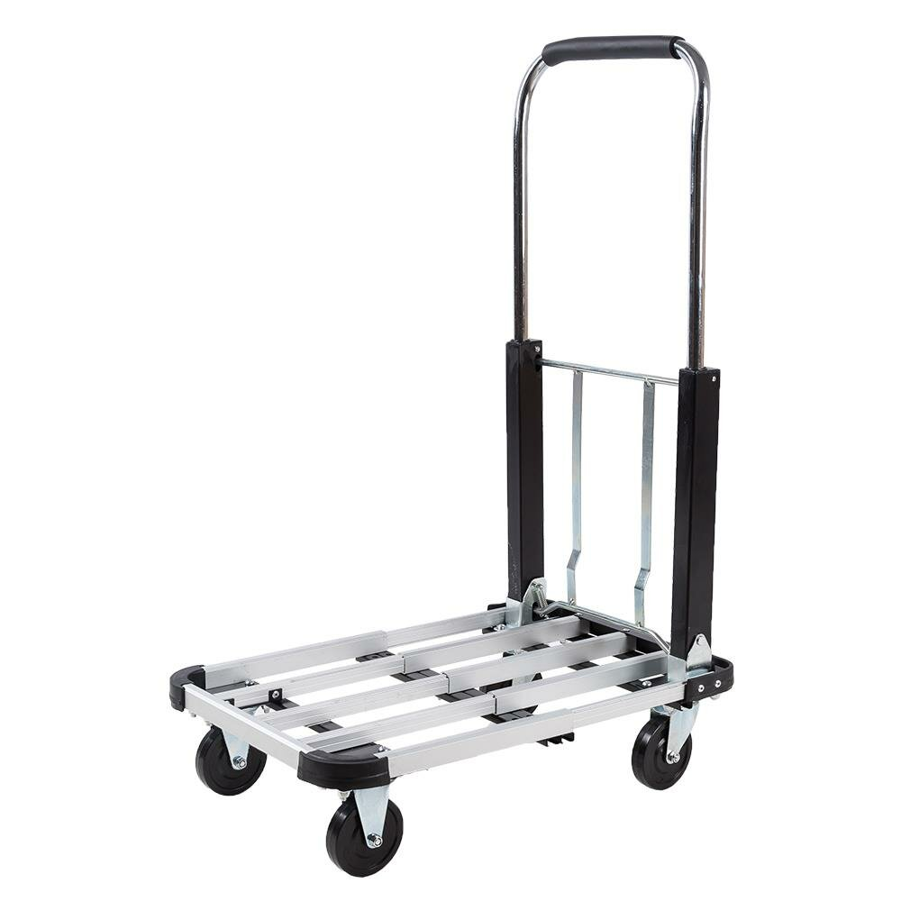 Ubesgoo 330 Lb Capacity Moving Hand Truck Dolly Wayfair