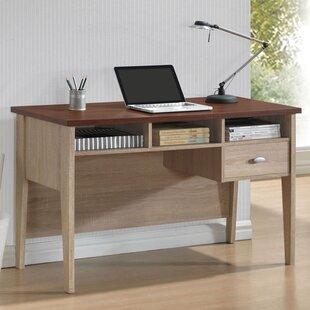 Best Baxton Studio Tyler Writing Desk ByWholesale Interiors