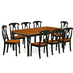 Pimentel Modern 9 Piece Dining Set August Grove