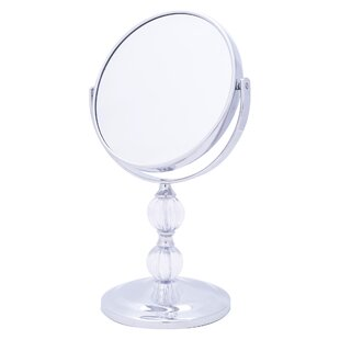 Comparison Decorative Vanity 5X Mirror By Danielle Creations