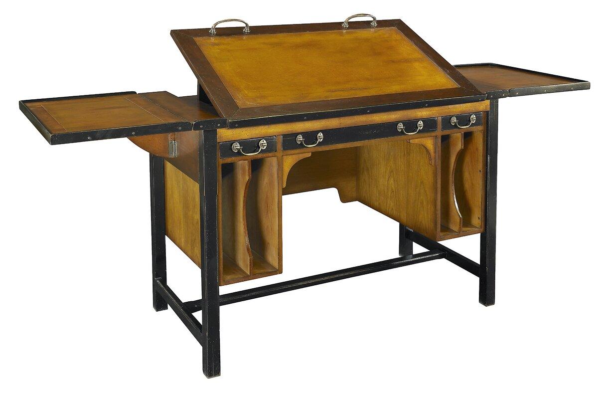 Architect Desk authentic models bureau architect desk | wayfair