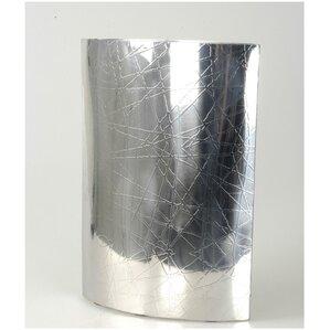 Orren Ellis Vases Youll Love Wayfair - Cylinder floor vase silver