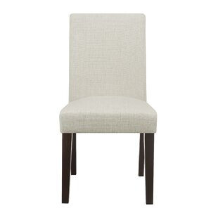 Liam Upholstered Dining Chair (Set of 2) Serta at Home