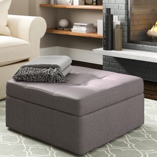 Baronets Storage Ottoman by Three Posts