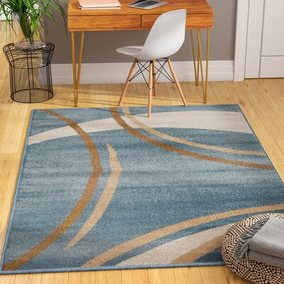 Blue Area Rugs You Ll Love In 2020 Wayfair