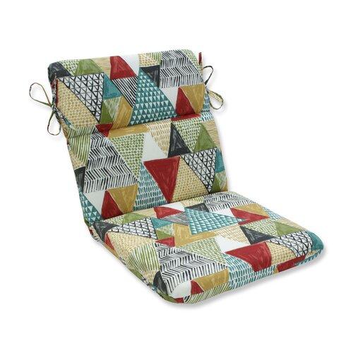 Ebern Designs Knorr Sonoma Indoor Outdoor Dining Chair Cushion Wayfair