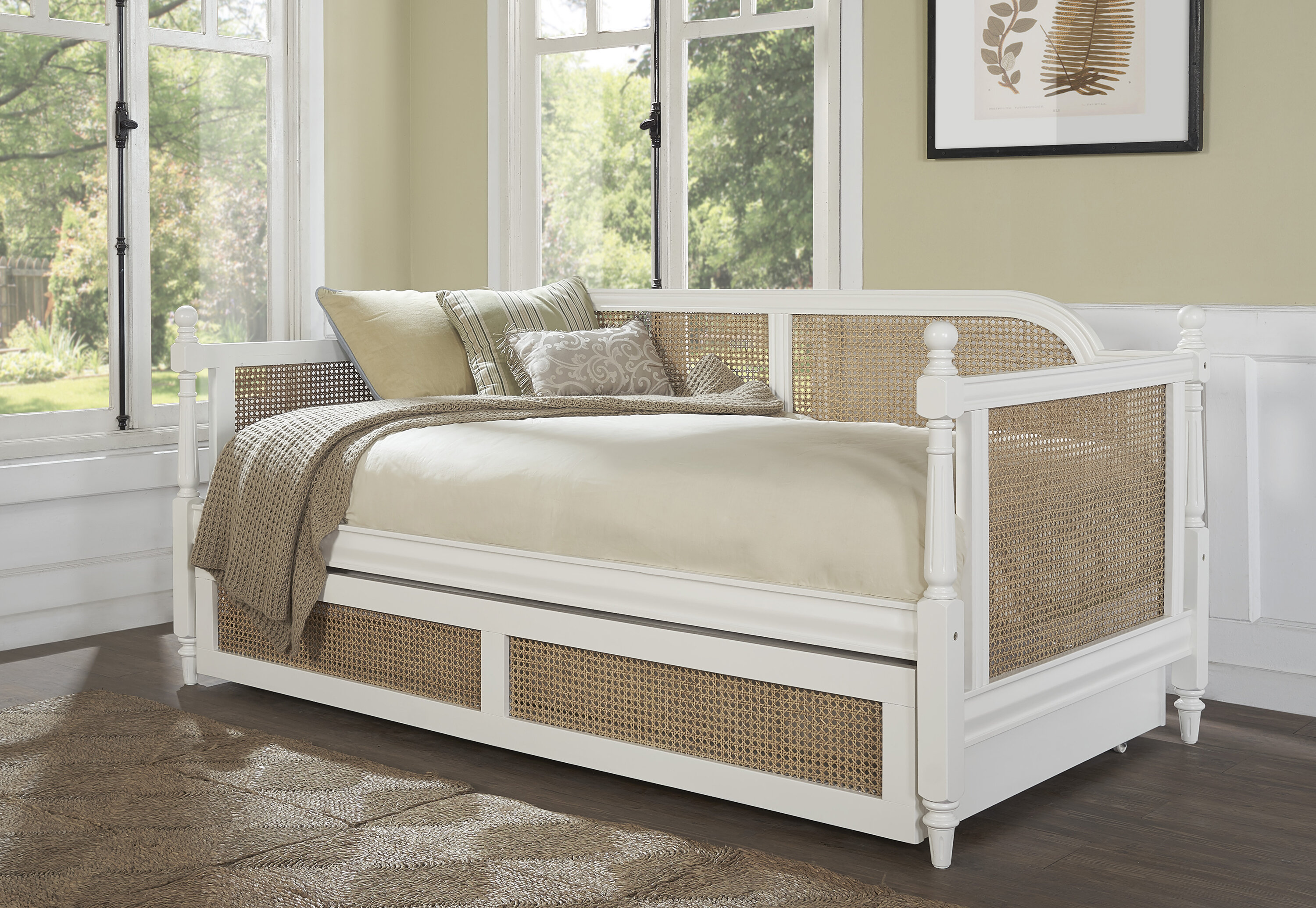 Meaghan Twin Daybed With Trundle Reviews Joss Main