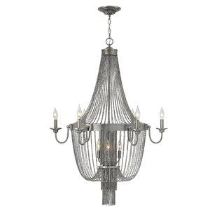 Hinkley Lighting Regis 9-Light Empire Chandelier