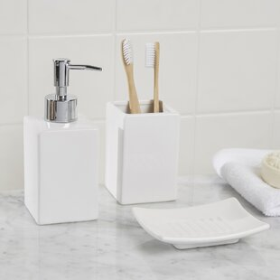 Birch Lane™ Osseo 3-Piece Bathroom Accessory Set
