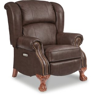 Buchanan Leather Power Recliner