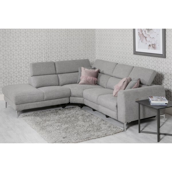Force Electric Reclining Corner Sofa