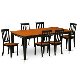 Loraine 7 Piece Dining Set by Red Barrel Studio Best Design