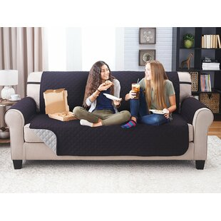 Reversible Extra Wide Sofa Slipcover
