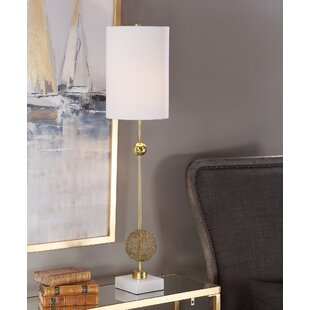 Online Reviews Lydia 38 Buffet Lamp By Mercer41
