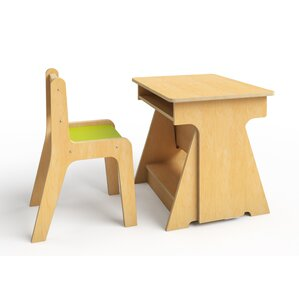 Jayde 21'' W Writing Desk by Harriet Bee