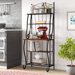 Cordova Stainless Steel Baker's Rack by Fleur De Lis Living