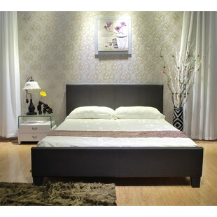 Savings Upholstered Platform Bed by Greatime Reviews (2019) & Buyer's Guide