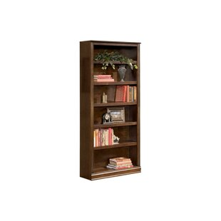 Cyrille Wooden Standard Bookcase By Red Barrel Studio