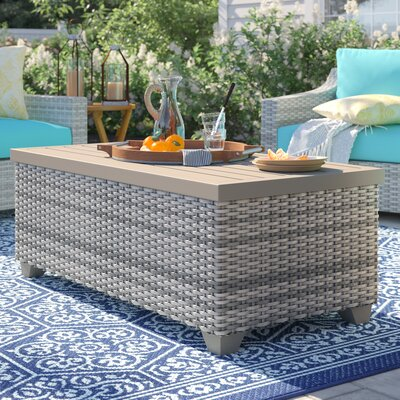 Falmouth Coffee Table by Sol 72 Outdoor New Design