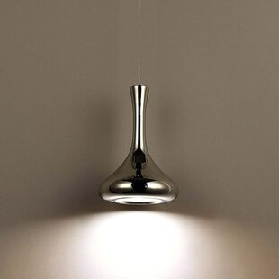Modern Forms Acid 1-Light LED Teardrop Pe..