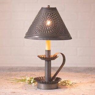 Locke Candlestick 17 Table Lamp