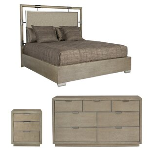 Mosaic Panel Configurable Bedroom Set