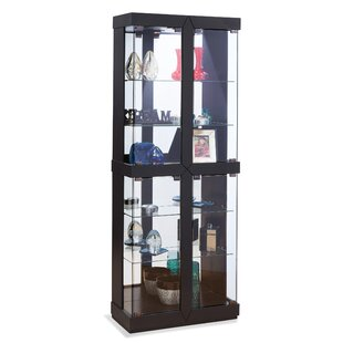 Philip Reinisch Co. Rohe II Lighted Curio Cabinet