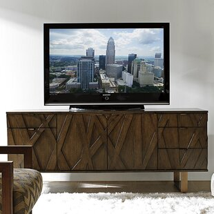 Cross Effect TV Stand for TVs up to 70 by Sligh