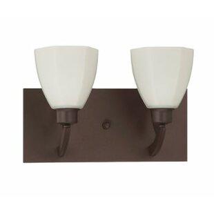 Winston Porter Balham 2-Light Vanity Light