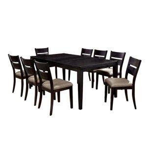 Winston Porter Ordaz Wooden Dining Table