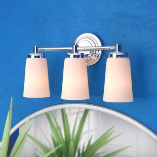 Figueroa 3-Light LED Vanity Light ByEbern Designs