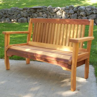 Wood Country Cabbage Hill Garden Bench