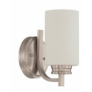 Woolverton Vanity Armed Sconce by Winston Porter