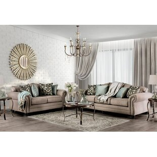 Plumas Configurable Living Room Set by Canora Grey