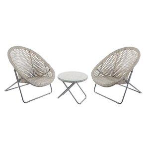 2-Sitzer Loungemöbel-Set von dCor design