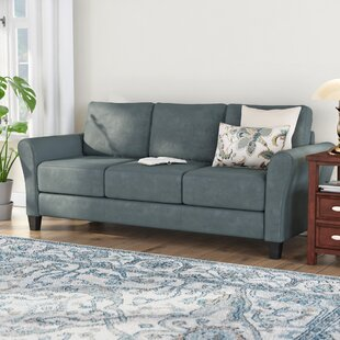 Best Reviews Patricia Rolled Arm Sofa by Charlton Home