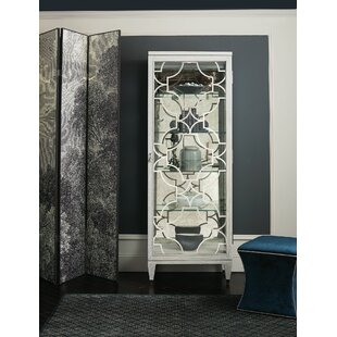 Bernhardt Domaine Lighted Curio Cabinet