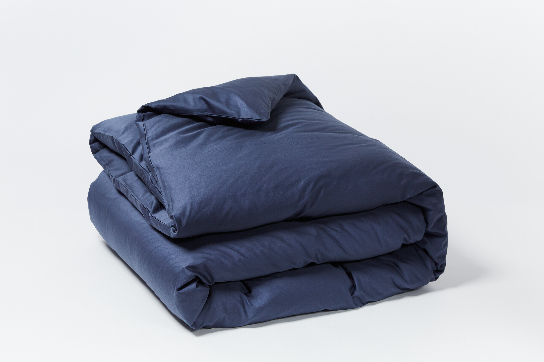 Coyuchi Organic Single Reversible Duvet Cover Wayfair